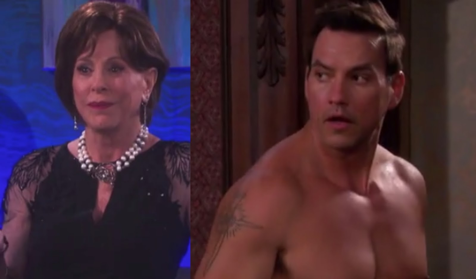 Days of Our Lives News: Tyler Christopher & Louise Sorel Airdates ...