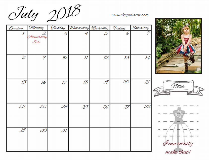 our 2018 printable ckc calendar is free and fabulous simply download the file and print it so youll be all set for the whole year