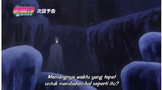 Prediksi Boruto 124 I Urashiki menemukan Boruto dan Shinki Sudah Waktunya Memutuskan