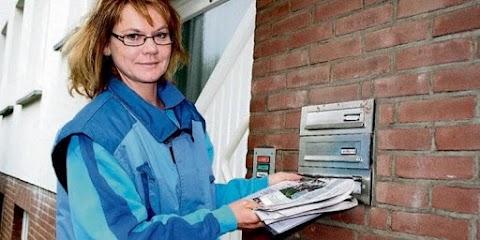 Zusteller مطلوب للعمل في توصيل الجرائد