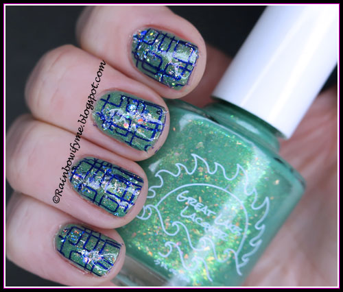 Great Lakes Lacquer ~ WTF Puck?!