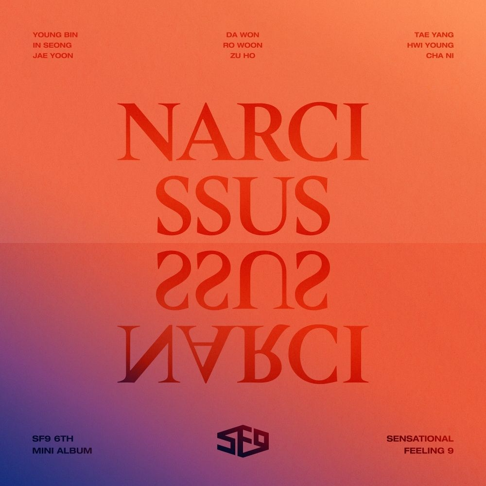 SF9 – SF9 6TH MINI ALBUM `NARCISSUS` (ITUNES PLUS AAC M4A)