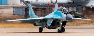 MiG-35 Jet To India