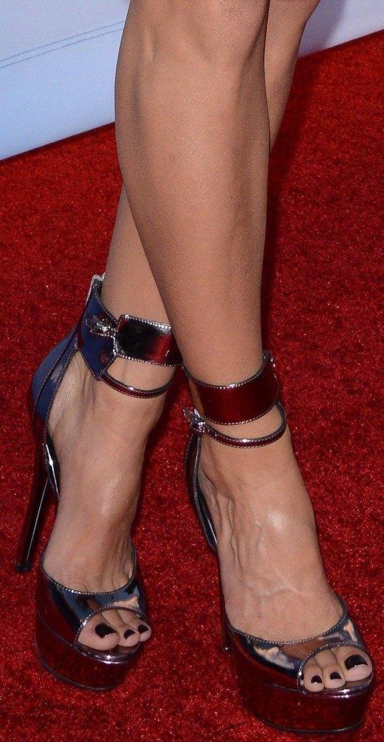 Sexy Star Feet