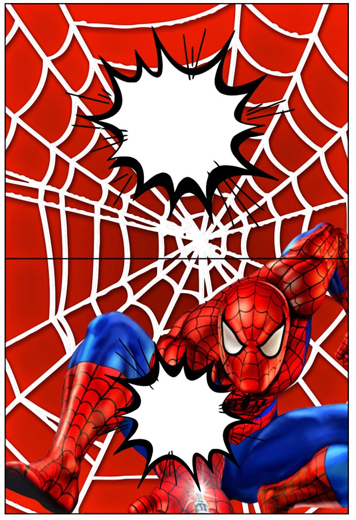 Spiderman free printable candy bar labels oh my fiesta - Images de spiderman ...