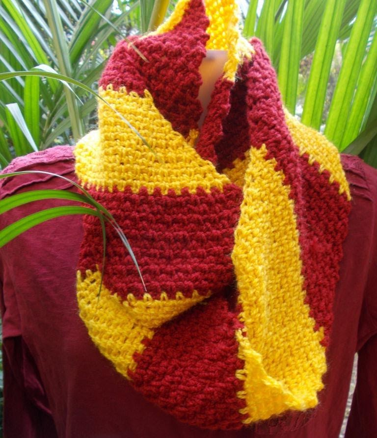 Sweet Nothings Crochet Two Lovely Harry Potter Inspired Cowls