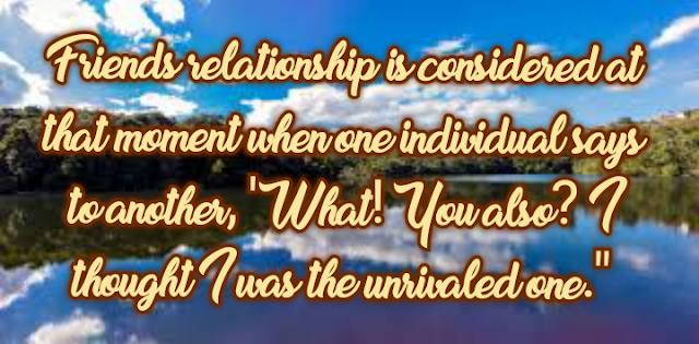 New Friendship Quotes wishingfest