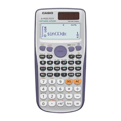 Casio Scientific Calculator for IIT JEE Aspirants