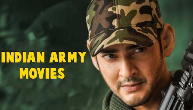आर्मी के ऊपर बनी अभी तक की सबसे बेहतरीन फिल्मे | Best Bollywood Movie Based On Indian Army