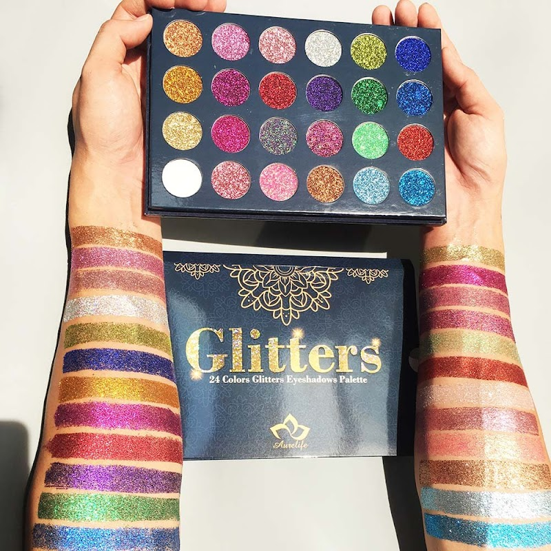 Diamond glitter eyeshadow    45% OFF