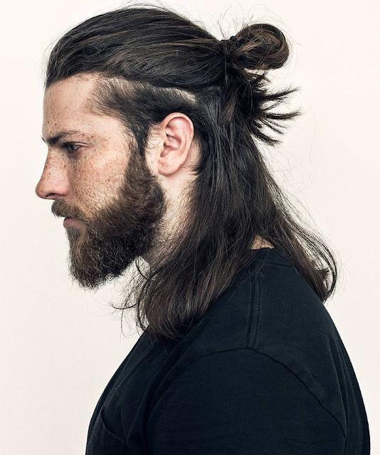 Bun + Beard