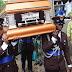 Wife of former CAC President, Mrs. Olusheye finally goes home
