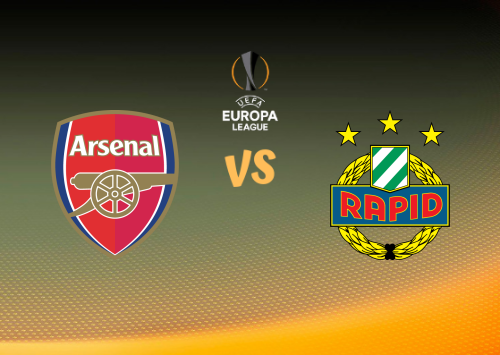 Arsenal vs Rapid Viena  Resumen y Partido Completo
