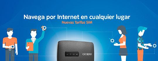 Telecable tarifas planas para navegar