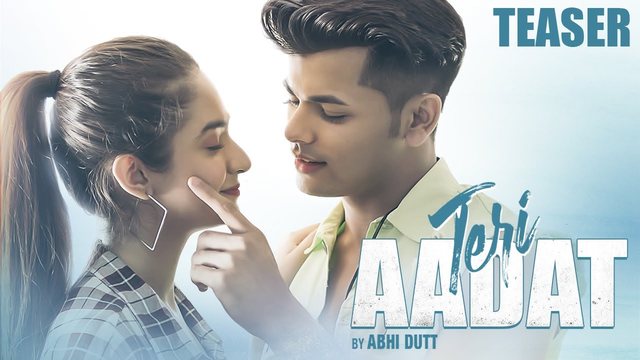 Teri Aadat Lyrics in Hindi