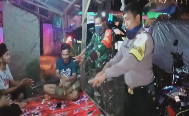 Sinergisitas TNI-Polri, Ajak Warga Binaannya Isolasi Mandiri untuk Cegah Covid-19