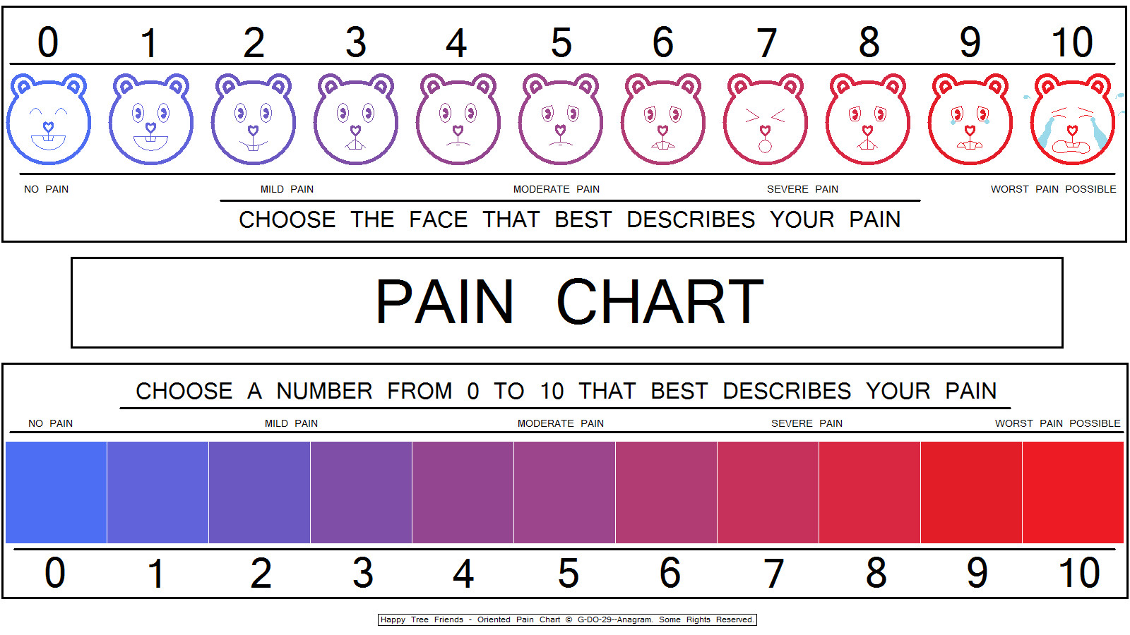Scale Pain Tattoo Body Parts