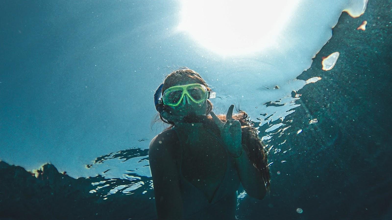 GoPro Underwater Photos