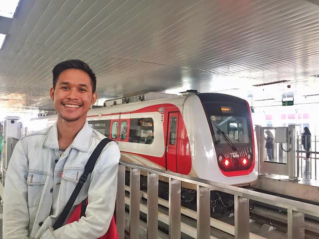 Uji Publik LRT Jakarta