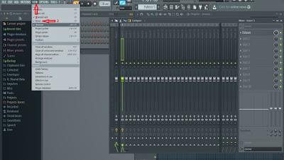 Memotong Loop Sampling Menggunakan FL Studio