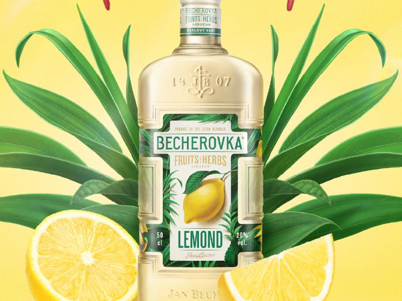 Becherovka: Fruits & Herbs 2020