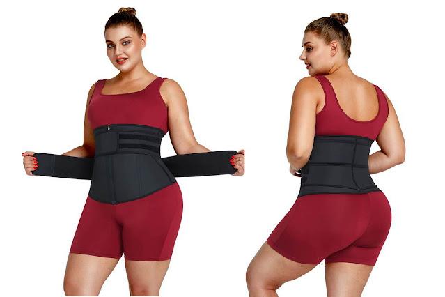 https://www.feelingirls.com/collections/waist-cincher/products/feelingirl-womens-latex-double-belt-waist-trainer
