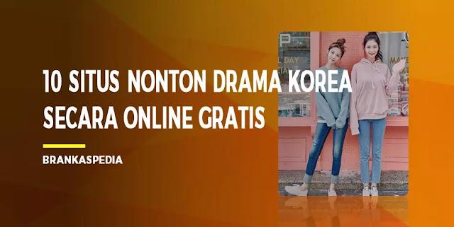 10 Situs Nonton Film Drama Korea Terbaik