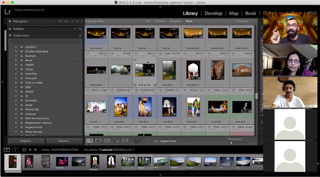 Recently we organised various online workshops on Adobe Photoshop Lightroom for Photographers, Bloggers and kids. During these sessions, we also recorded some of the key tutorials about fundamentals of Adobe Photoshop Lightroom, How to make best of Photo Managements and Photo Editing capabilities in this wonderful software. Below videos would be very helpful for someone who wants to start using Lightroom for managing your photographs, editing, creating slideshows/photographs or preparing galleries for your website or blog.