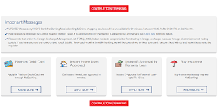 HDFC Netbanking Password Reset | Recover Passwords