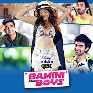 Download Bamini and Boys (2021) Season 1 All Episodes 480p 720p HD
