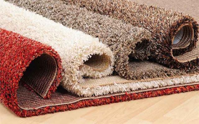 Pelapis lantai yang hangat