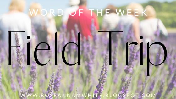 Word of the Week – Field Trip