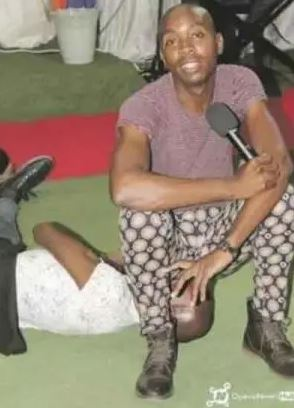 South African Pastor Sits On Church Members mouth as he Farts 'Holy Spirit' Into Them (Photos)