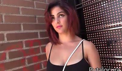 Claudia pillada por torbe: Porno en Español