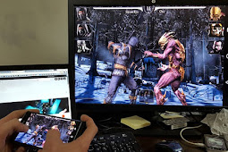 5 Smartphone Biasa Yang tangguh dalam bermain Game