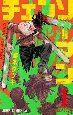 Chainsaw Man, una obra de Tatsuki Fujimoto