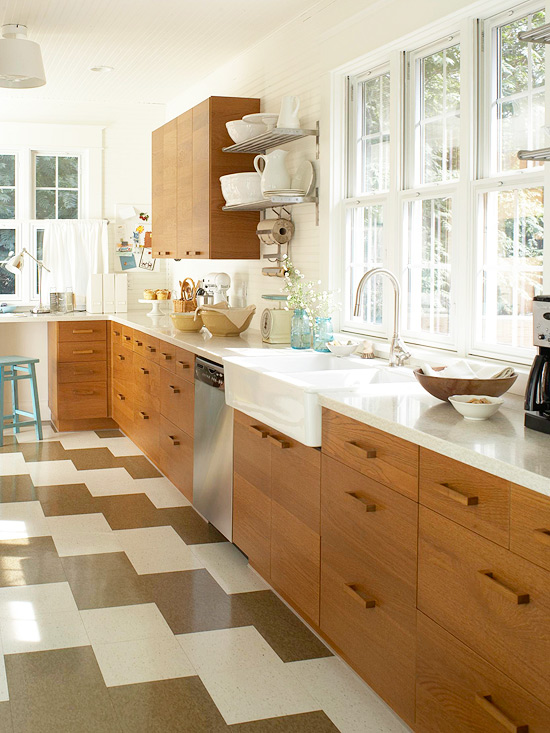 New Home Interior Design: Update Your Kitchen On A Budget