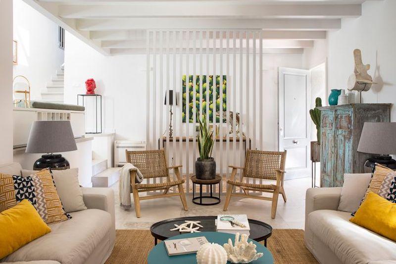 La impresionante reforma e interiorismo de una casa de 150 metros en Mallorca