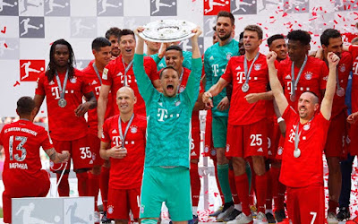 Bayern trash RB Leipzig 3-0 to win German Cup