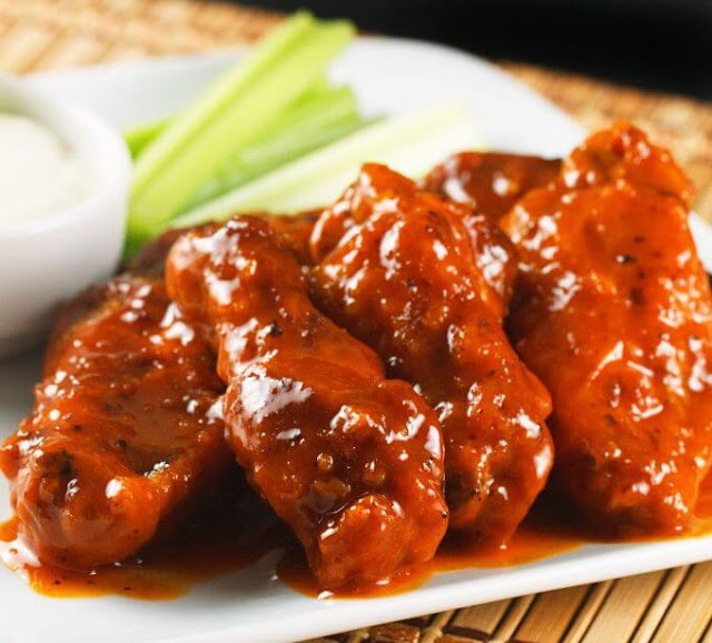 Recipes Buffalo chicken