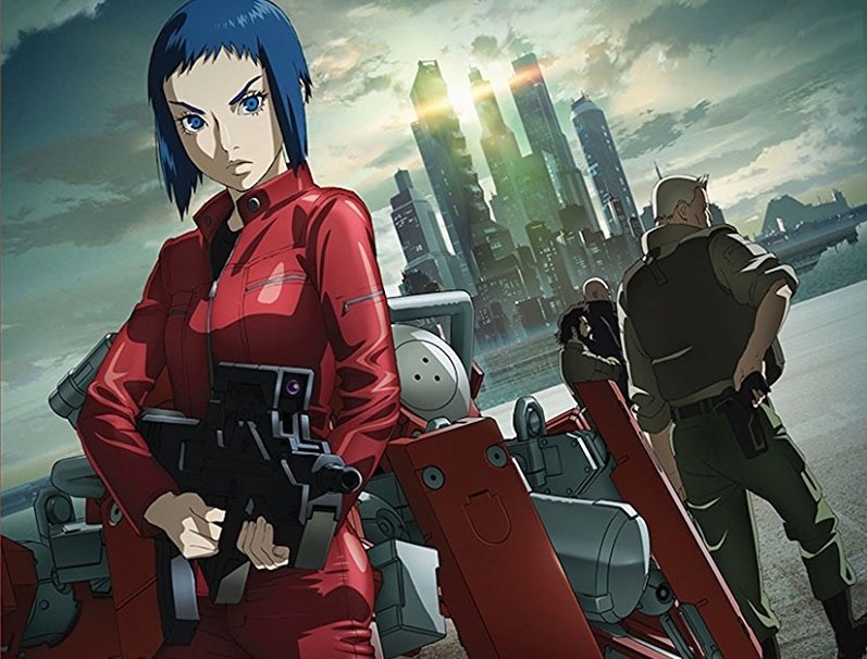 Ghost in the Shell: Arise 1-4 BD Subtitle Indonesia