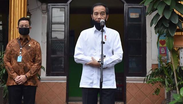 Jokowi Akan Terapkan <i>New Normal,</i> Pakar: yang Tertular Corona Bakal Banyak