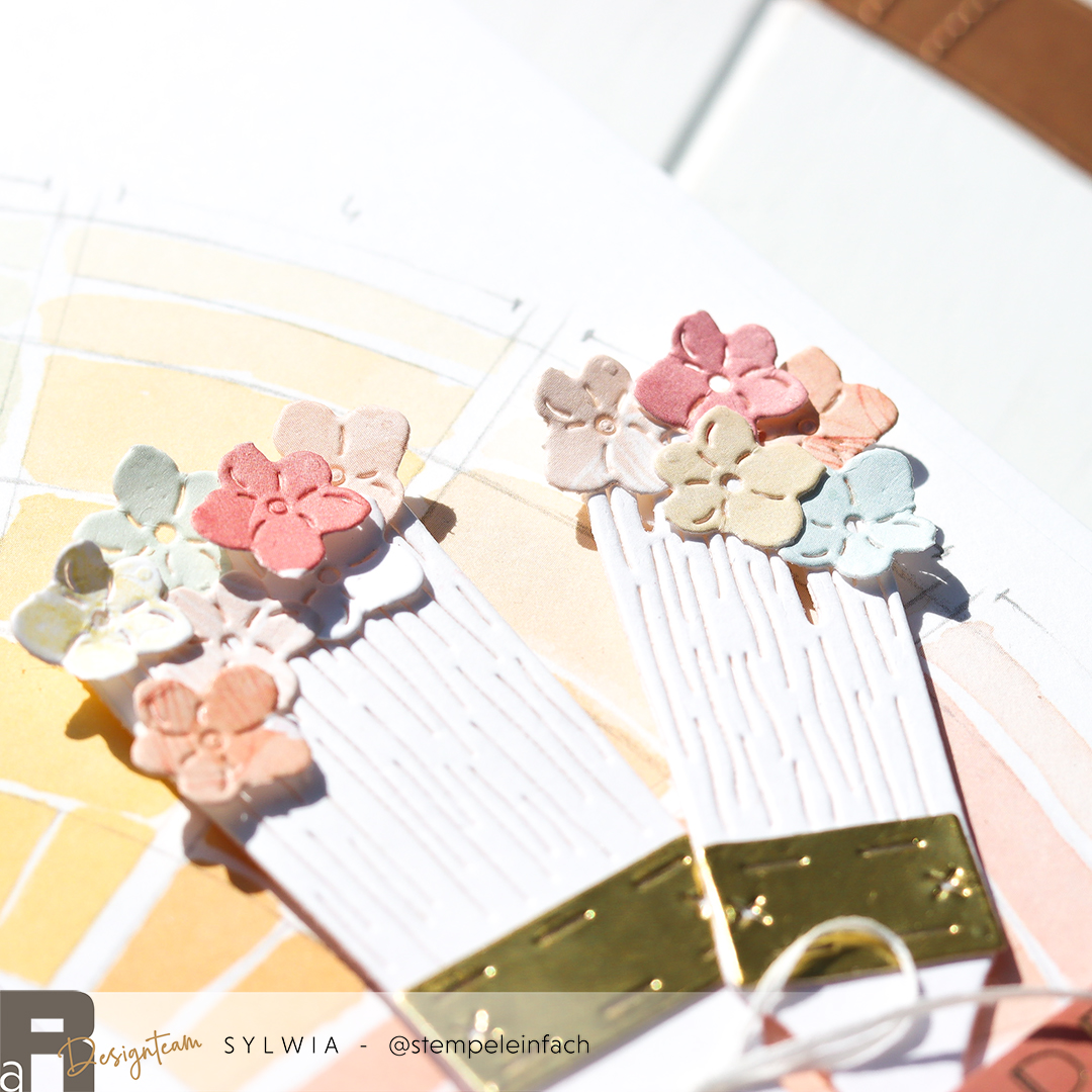 Geburtstagskarten-Pinsel-Renke