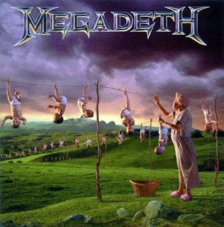 """Megadeth - """"Youthanasia"""""""