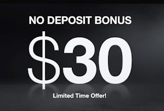Bonus Forex Tanpa Deposit HotForex $30