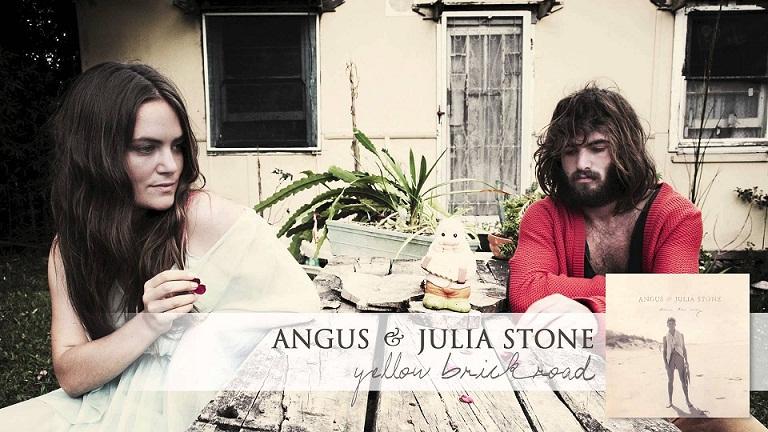 Daftar Album dan Judul Lagu Angus & Julia