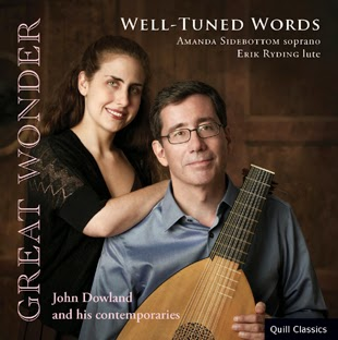 Well Tuned Words - Amanda Sidebottom, Erik Ryding - Quill Classics