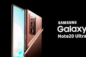 Spesifikasi dan Harga Samsung Galaxy Note 20 Ultra