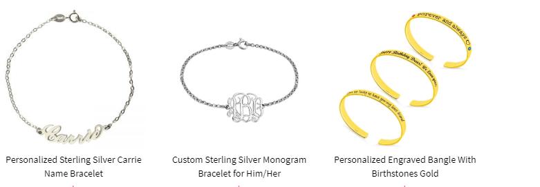 Conheça as Jóias Personalizadas da Loja Get Name Necklace