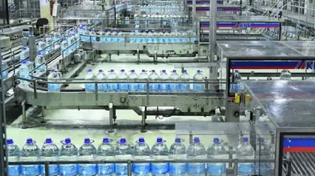 Delivery of Zamzam water to Homes soon with an electronic platform - Saudi-ExpatriatesCom